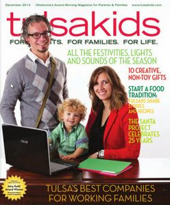 TulsaKids Magazine Names Spherexx.com for Best Companies for Working Families